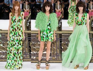 Collezione John Galliano Primavera Estate 2015