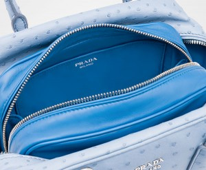 Prada Inside Bag Blue