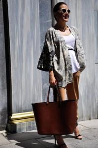Maxi bag - atelier del ricamo