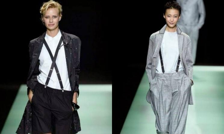 Popolare Stile Androgino: il nuovo trend | Atelier del Ricamo - Blog PV74